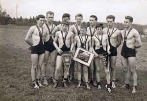 Jugendmannschaft 1962