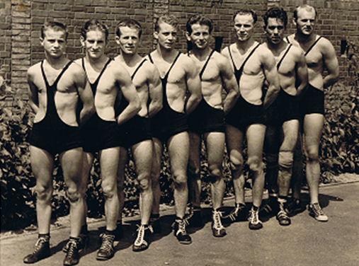 Oberligamannschaft 1961