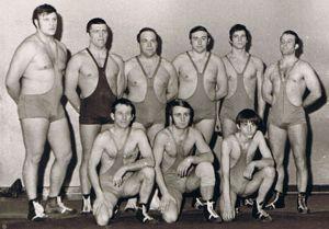 Oberligamannschaft 1972