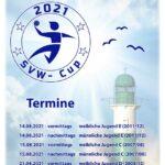 Termine 2021 Svw Cup